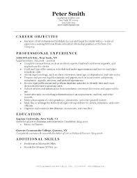 Resume Sample For Secretary Sample Resume Legal Assistant Legal Secretary Resume Resume Sample