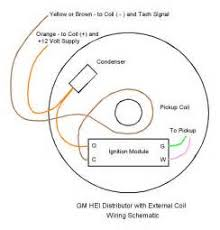 chevy 350 hei spark plug wiring diagram images wiring the power for the hei distributor