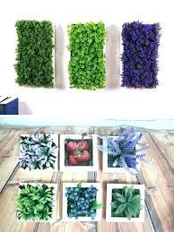 plant wall decor plant wall decor plant wall art artificial simulation plant green grass wall decor