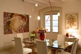 Arredamento salotto grande : Arredamento e decorazione della sala da pranzo foto design mag
