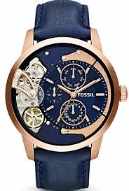 men 039 s fossil townsman automatic skeleton watch me1138 click an image to enlarge