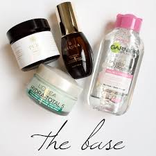 prepping my skin plays a big part in getting my makeup look just right i like to deep cleanse my skin at night and in the morning to avoid stripping it