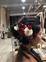 成人式に向けて 福岡市の美容室concheコンチェ