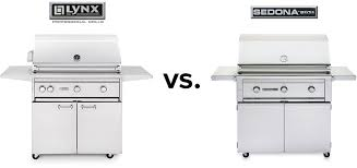 lynx grills professional vs sedona what you need to know before ing review