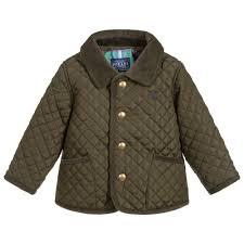 Boys Quilted 'Milford' Jacket | Childrensalon & Joules - Boys Quilted 'Milford' Jacket | Childrensalon Adamdwight.com