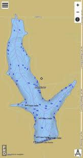 Mozingo Lake Depth Chart Lake Binder Fishing Map Us_ia_00465856 Nautical Charts App