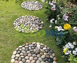 garden loose stone border china