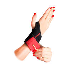 <b>Бандаж</b> на лучезапястный сустав <b>YAMAGUCHI Aeroprene</b> Wrist ...