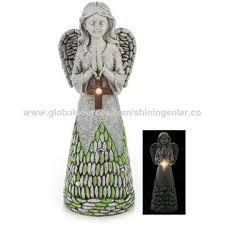 angel solar light angel solar garden light