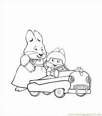 Small Picture Max And Ruby Coloring Pages Printable Coloring Home
