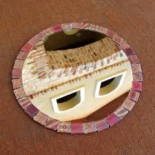 Diy Mirror Make Your Own Tiled Diy Mirror