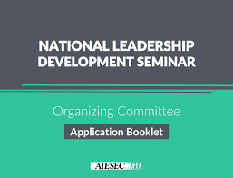 organizing committee job description by aiesec in babez issuu nlds oc application booklet mc dzire
