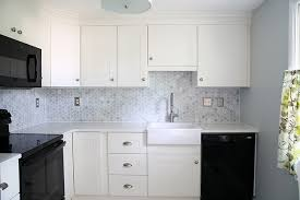 how to add crown molding to kitchen cabinets just a girl and her crown molding for kitchen cabinets
