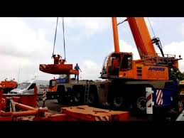 Terex Demag Ac 160 2 Year 2011 Youtube