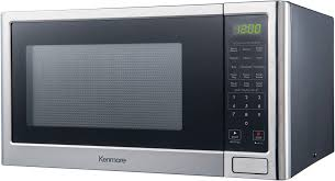 kenmore toaster oven. kenmore - 75653 1.2 cu. ft. microwave oven stainless steel | sears outlet toaster