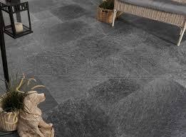 black marble floor tiles. Indoor Tile / Floor Marble Matte BLACK MARBLE TUMBLED EYMER . Black Tiles N