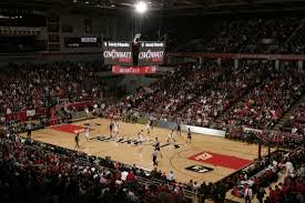 Cincinnati Bearcats Basketball Seating Chart Fifth Third Arena A Problem And An Opportunity For