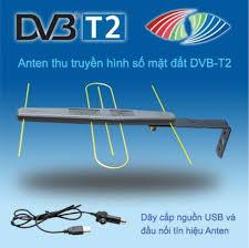 Anten tivi kỹ thuật số mặt đất DVB T2 113