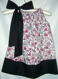 Pillowcase Dress Pattern Delectable Pillowcase Dresses Inspirations And Patterns
