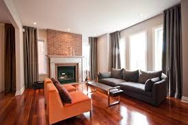 full size of living room gorgeous living room with red brick fireplace home design impressive
