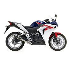 leovince gp corsa slip on exhaust honda cbr250r 2011 2013 revzilla Honda Motorcycle Wiring Color Codes 2012 Honda Cbr250ra Wiring Diagram #42