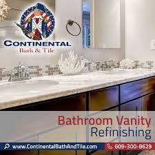 Refinish Bathroom Countertop Continental Bath Tile Llc Bathroom Vanity Refinishing