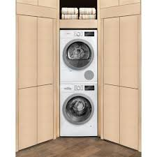 bosch stackable washer dryer. Wonderful Washer Bosch 500 8 On Stackable Washer Dryer 2