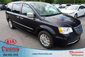 2018 chrysler town country limited platinum. location richmond va 2015 chrysler town and country limited platinum in 2018 p