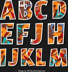 Free Download Letter 3d Alphabet Letters Free Vector Download 6 774 Free Vector