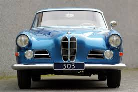 BMW 503 coupe, 1958 restoration - Welcome to ClassiCarGarage