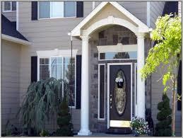 best paint for front doorFront Door Colors Gray Green House Painting Best Home Design