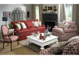 Paula Deen Living Room Furniture Collection Paula Deen By Craftmaster Living Room Three Cushion Sofa P997050bd