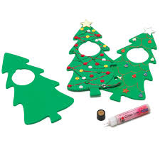 Foam Christmas Tree Crafts