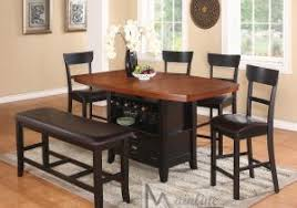 wine rack dining table. Counter Height, Bar Height Dining Sets, Everyday Table At Within With Wine Rack