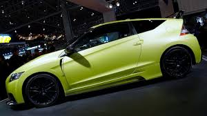 CR-Z Mugen RR Pre-Production - YouTube