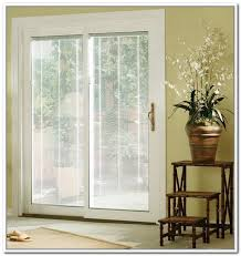 sliding door vertical blinds. Superior Sliding Glass Door With Blinds Vertical Alternatives And