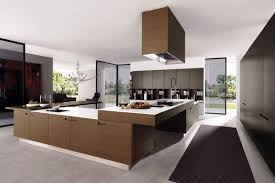 Large Kitchen Layout Modern Kitchen Designs For Large Kitchen Layout With Elegant