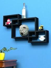3 square wall shelves intersecting wall shelves intersecting wall shelf white intersecting wall shelf cube square