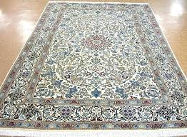 blue oriental rugs blue oriental rugs 7 x hand knotted wool ivory red new rug carpet blue oriental rugs