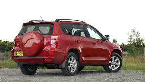 2010 Toyota RAV4 SX6 Road Test Review