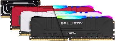 <b>Crucial</b> выпускает двухканальные наборы ОЗУ <b>Ballistix</b> и <b>Ballistix</b> ...