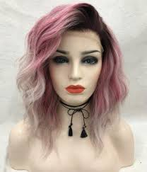 Ombre Blonde, <b>Black</b>, Blue, Purple, Grey and Pink Wigs <b>Hot Sale</b> ...