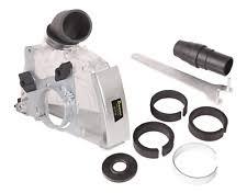 raizi 5 125mm 7 180mm plastic universal dust shroud for angle grinder free shipping