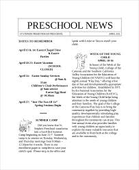 Newsletter Samples In Word 10 Examples In Word Pdf
