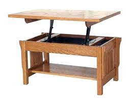 round lift top coffee tables wonderful table plans with antique turner rustic