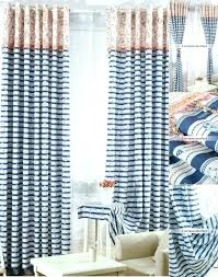 navy stripe shower curtain rugby full image for aurora curtains black