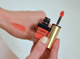 Lipstick of the Moment: YSL Baby Doll Kiss & Blush in Orange ...