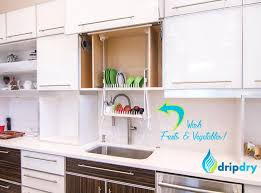 kitchen cabinet plate rack cabinet dish rack the drip dry dish rack installation kit to build