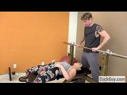 Cheating Wife Fucks Trainer