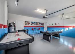 florida villa services game rooms. Avengers Game Room - North Shore 9 Bedroom Champions Gate Disney World  Vacation Manor Florida Villa Services Game Rooms M